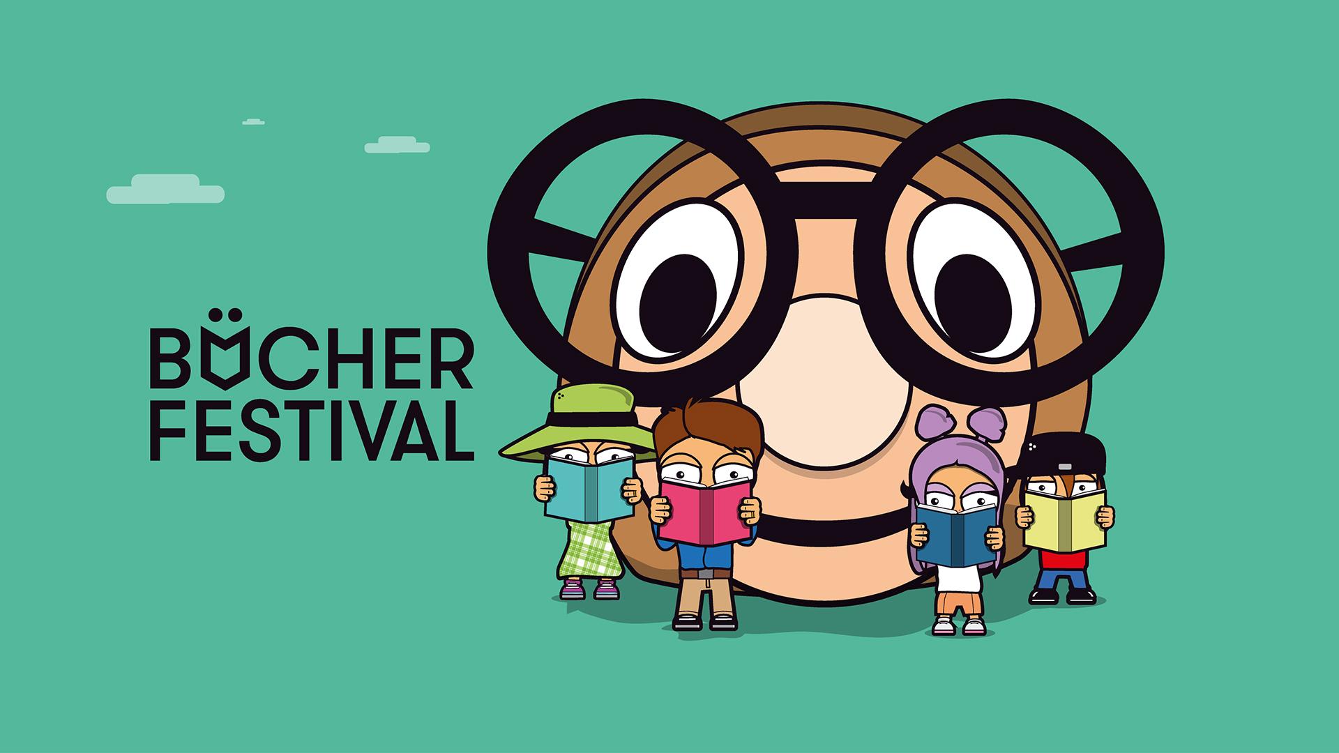 Glatt Bücherfestival