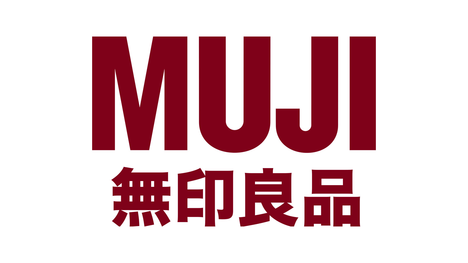 Muji Pop-up Store
