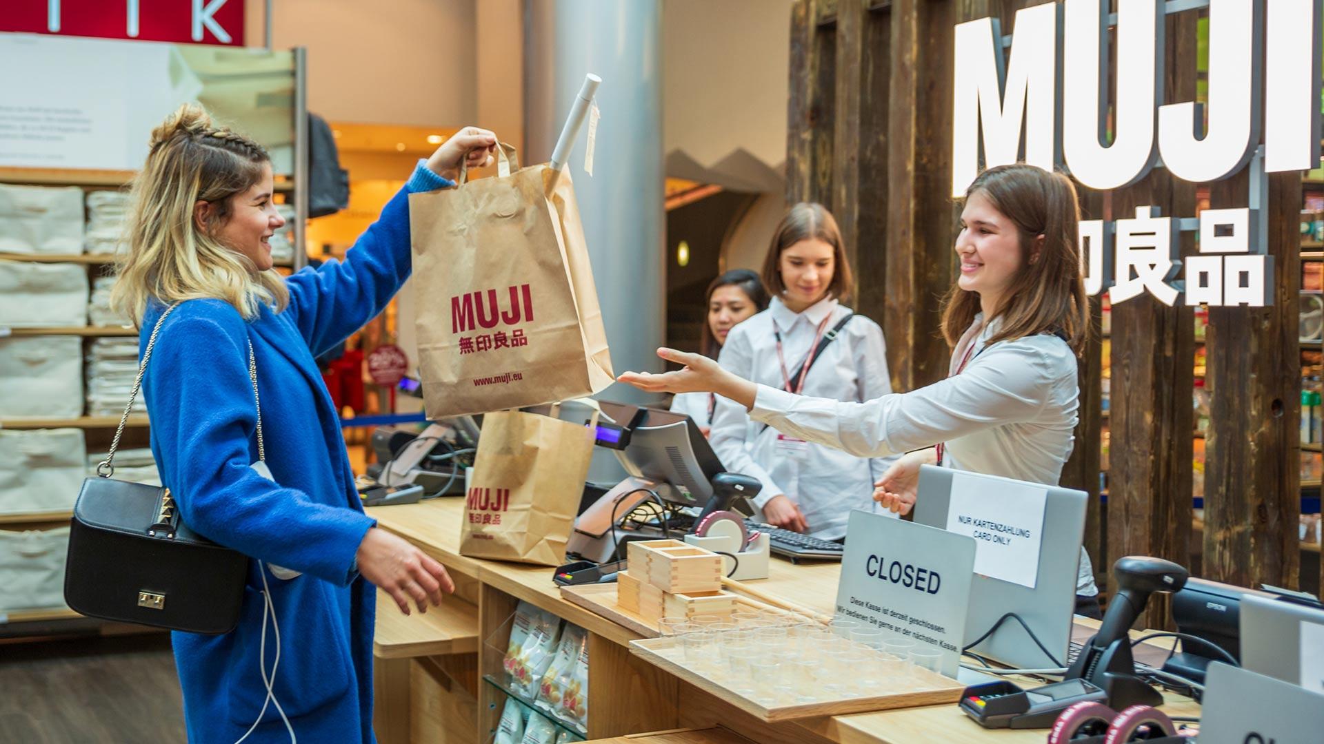MUJI Store Opening