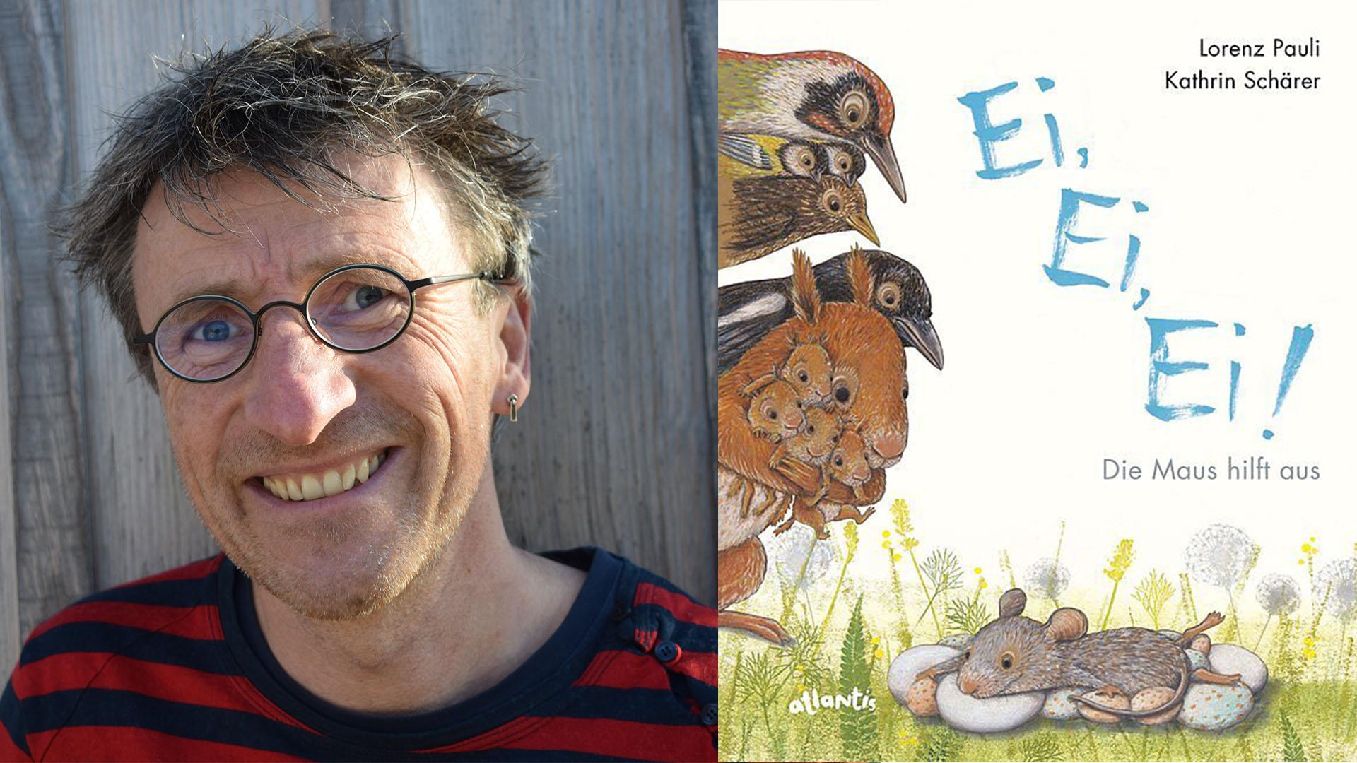 """Glatt Bücherfestival: Kinderlesung """"Ei! Ei! Ei! Die Maus hilft aus"""""""