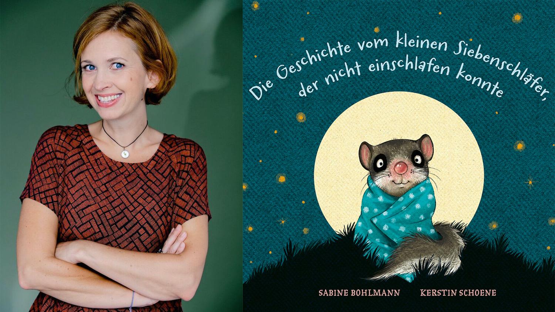"""Glatt Bücherfestival: Kinderlesung """"Der kleine Siebenschläfer"""""""