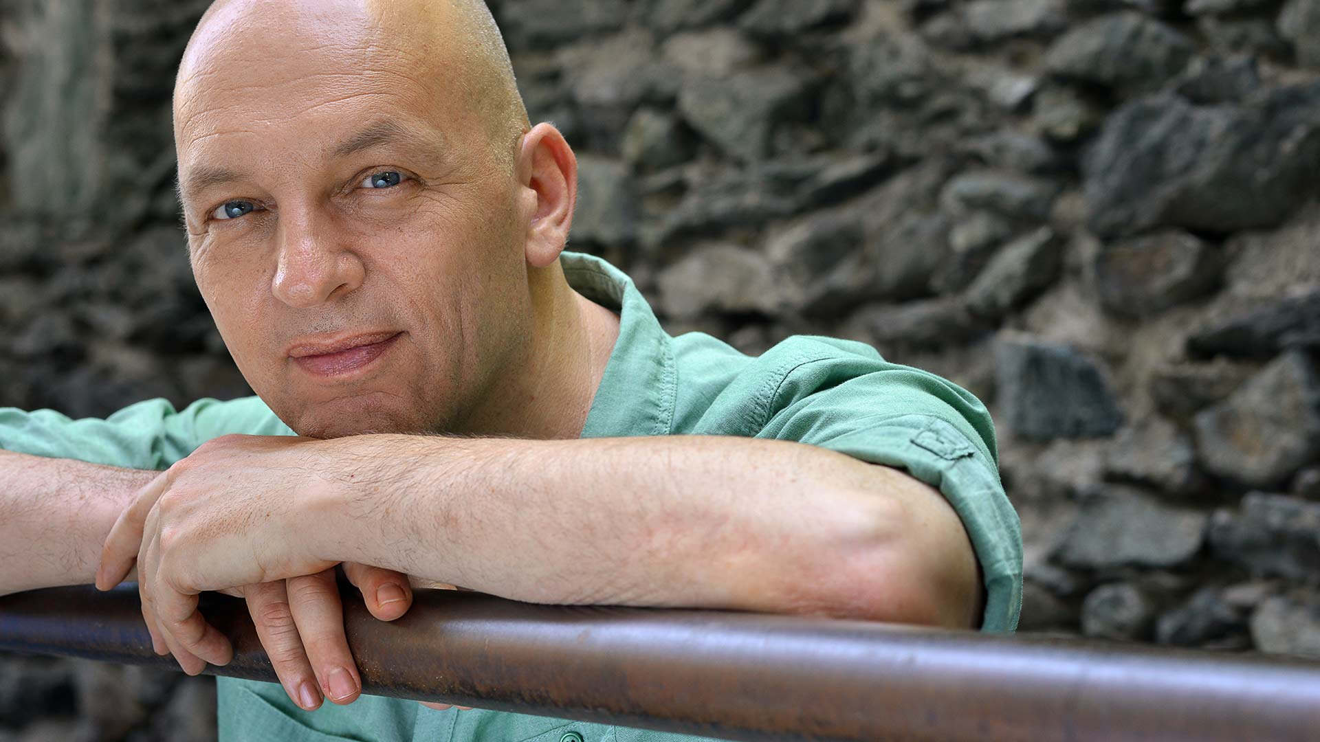"Glatt Book Festival: Reading Tim Krohn ""Die heilige Henni"""