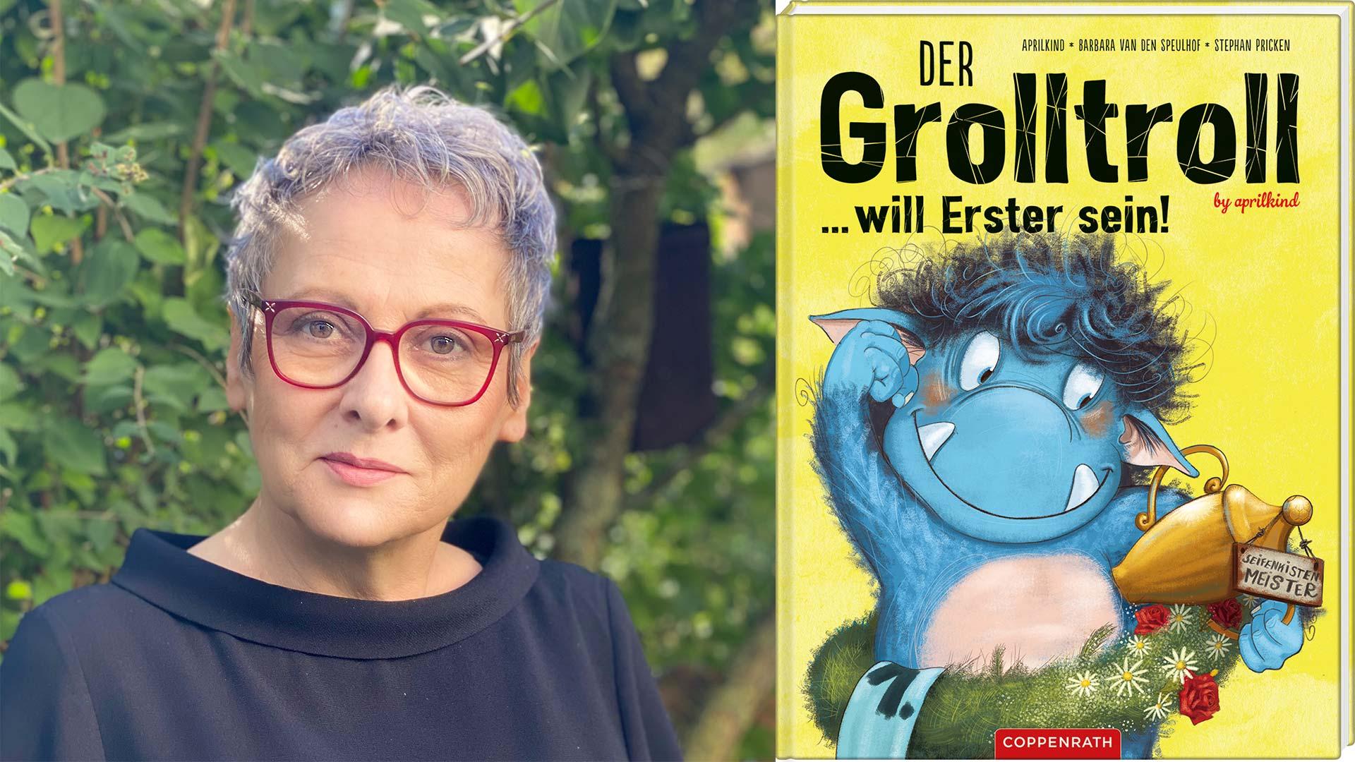 """Glatt Bücherfestival: Kinderlesung """"Der Grolltroll"""""""